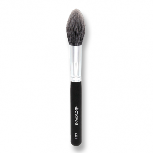 Pro Lush Pointed Powder / Contour Brush C531 - Crown Brush