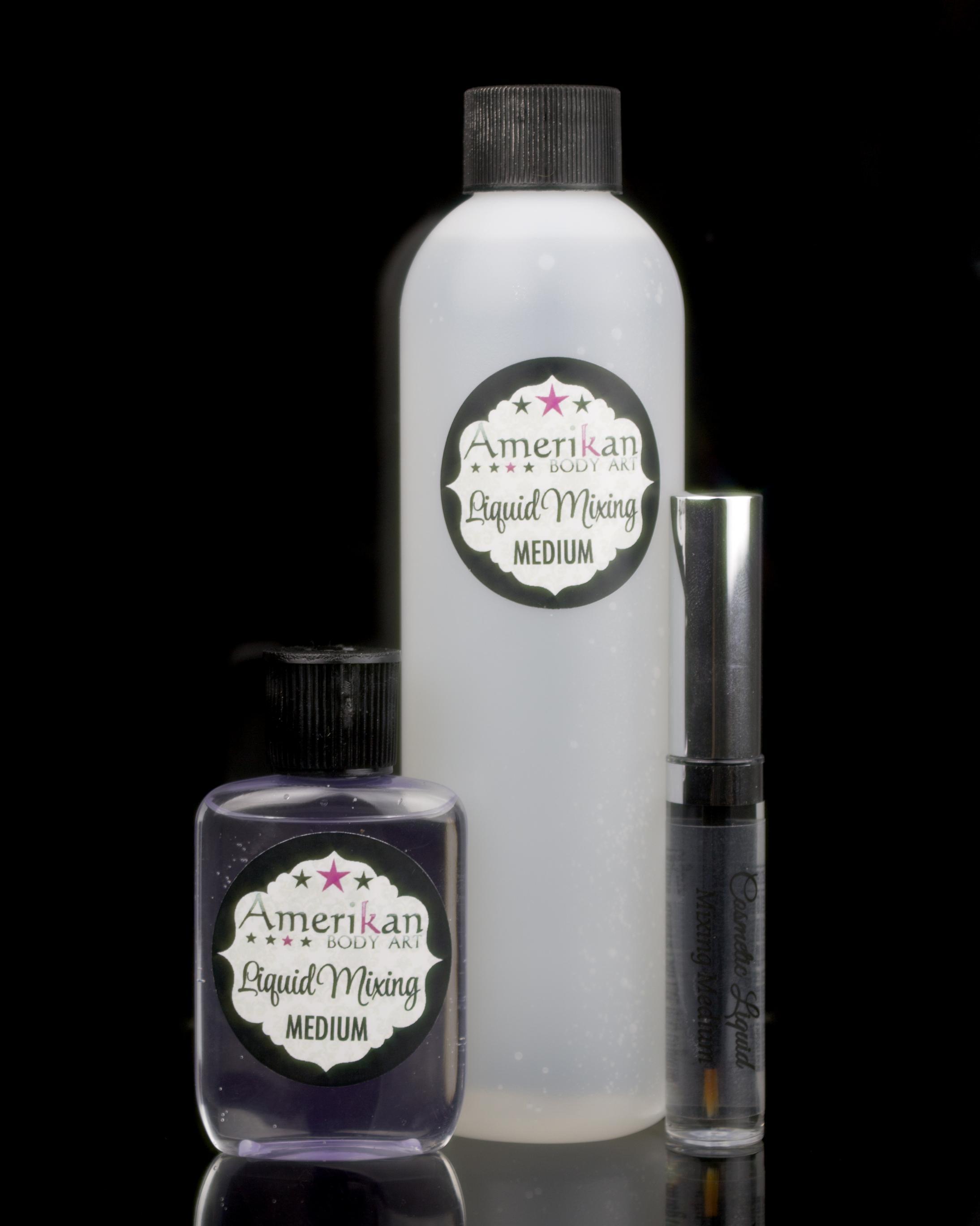 Cosmetic Liquid Mixing Medium