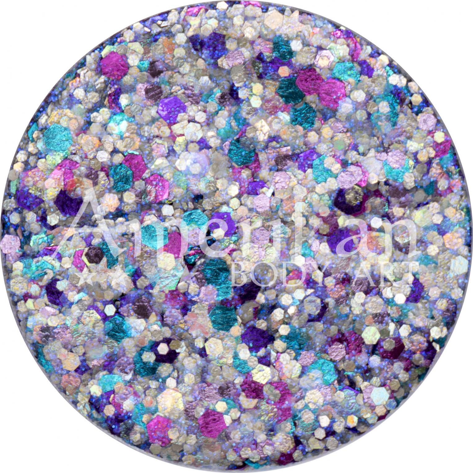 Galaxy Glitter Creme