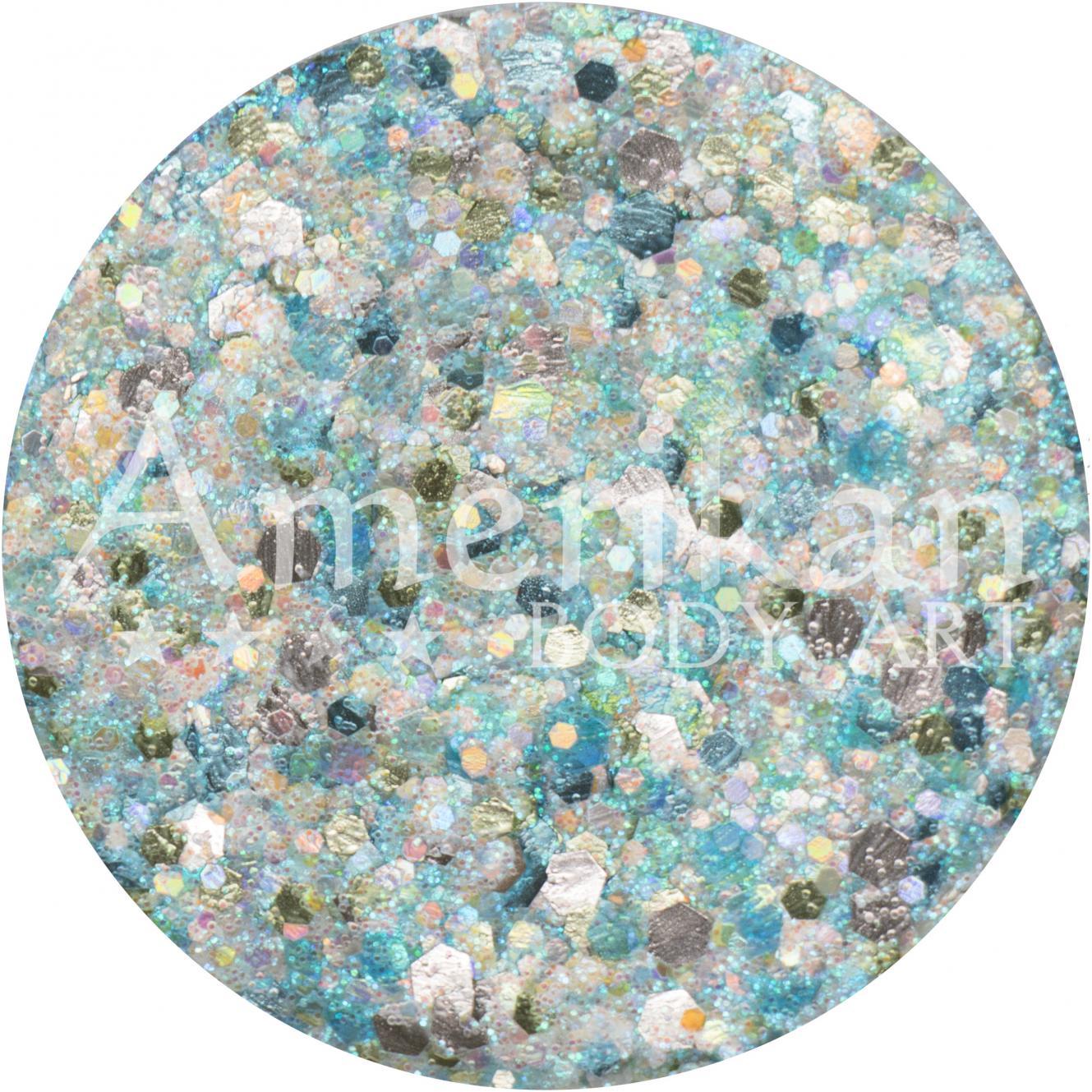 Pisces Glitter Creme