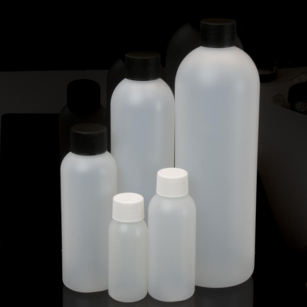 HDPE-Bottles