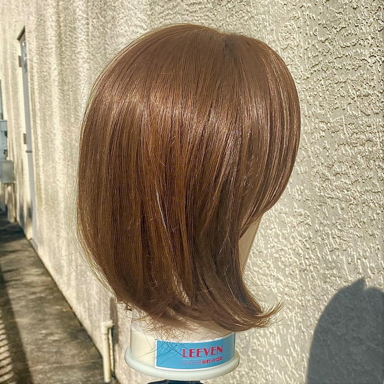 easiFringeHD Hair Topper (Showroom Sample Sale) 8/30 Cocoa Twist