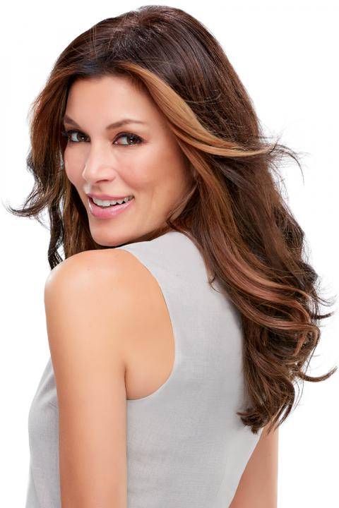 Top Level Synthetic Hair Topper
