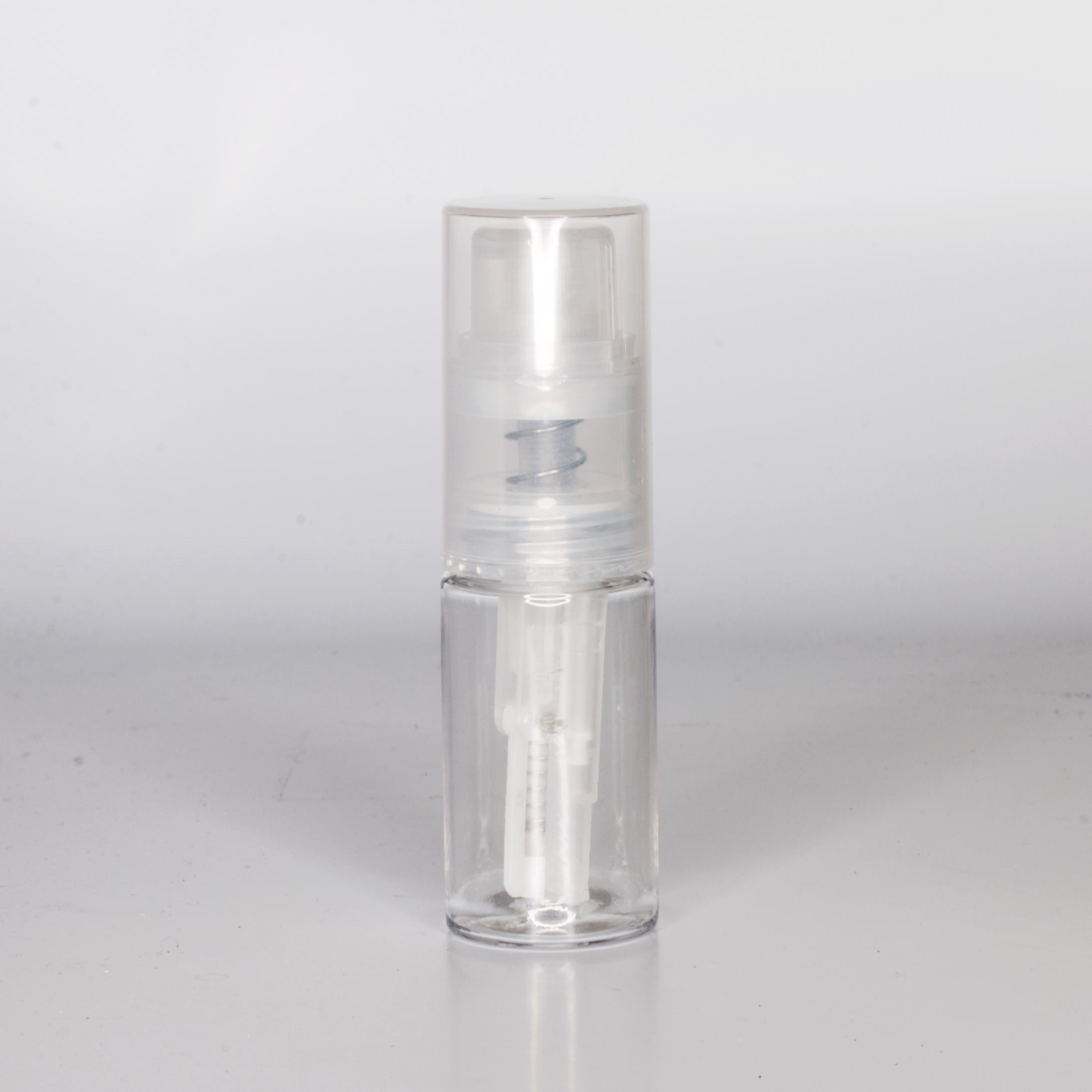 Glitter Powder Pump Bottle
