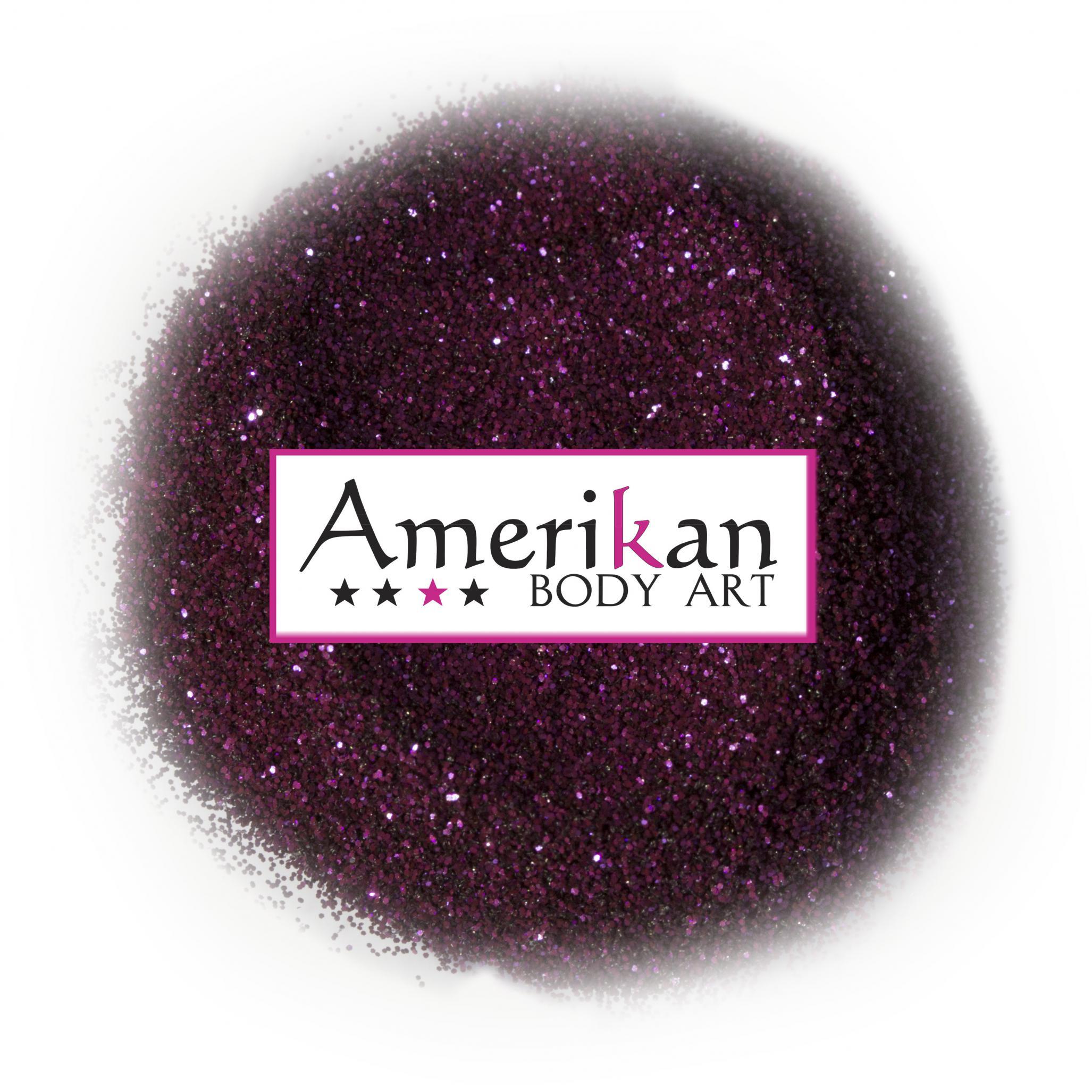 Purple Garnet Biodegradable Glitter (.008
