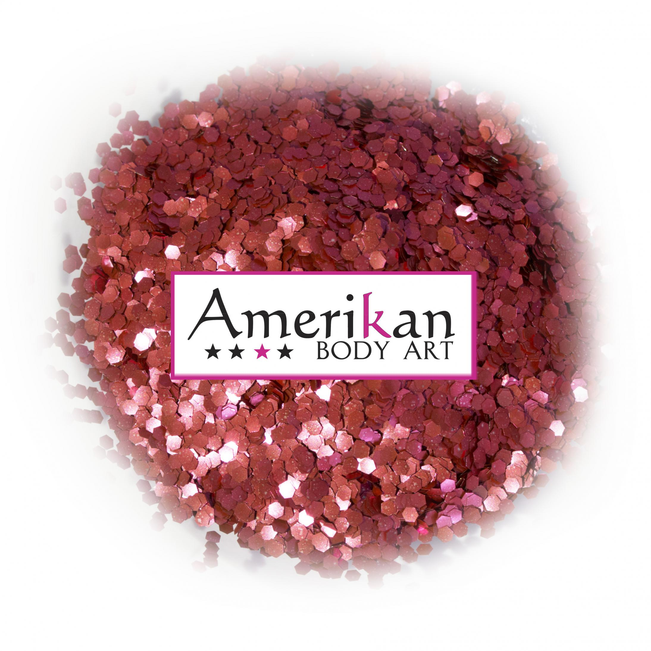 Ruby Red Biodegradable Glitter (.040