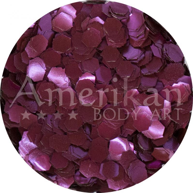 Fuchsia Ocean-Safe Biodegradable Glitter (0.094