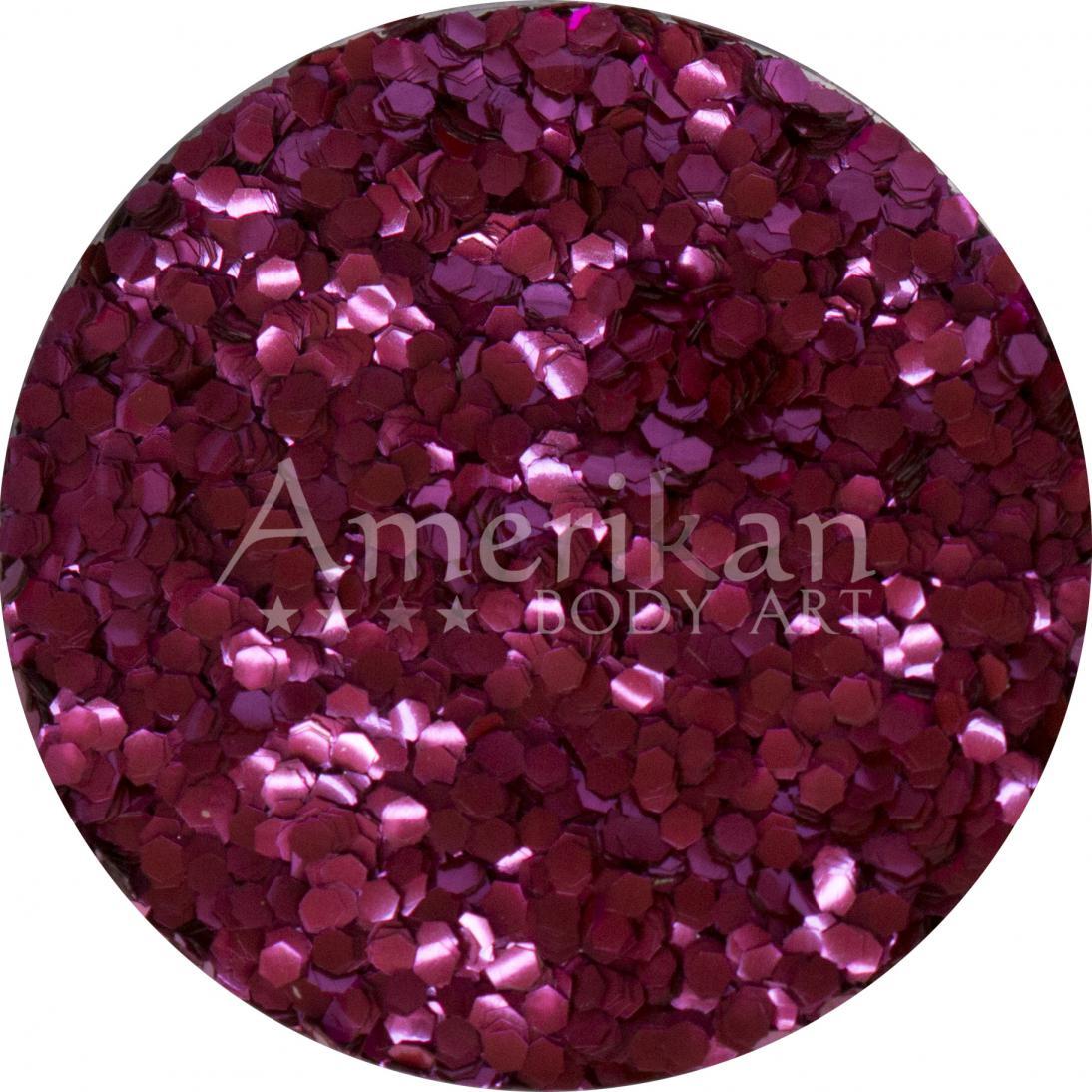 Dark Rose Ocean-Safe Biodegradable Glitter (.040