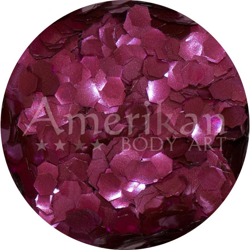 Dark Rose Ocean-Safe Biodegradable Glitter (0.094