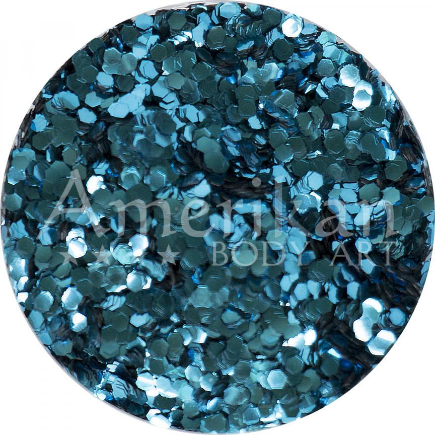 Ocean Blue Ocean-Safe Biodegradable Glitter (.040