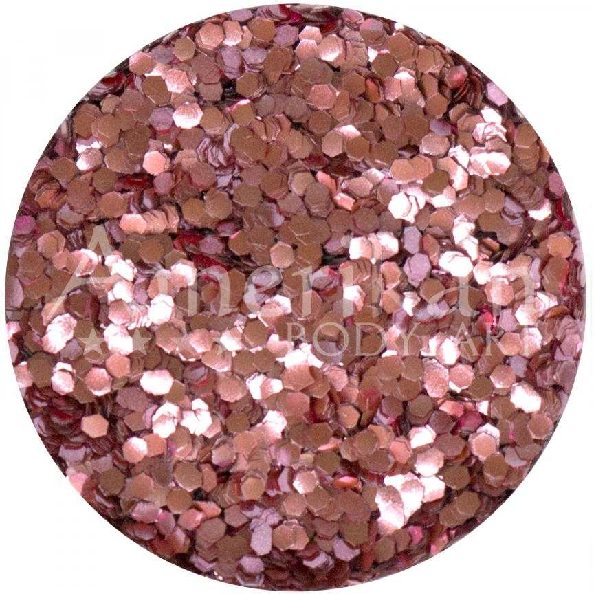 Rose Pink Ocean-Safe Biodegradable Glitter (0.040