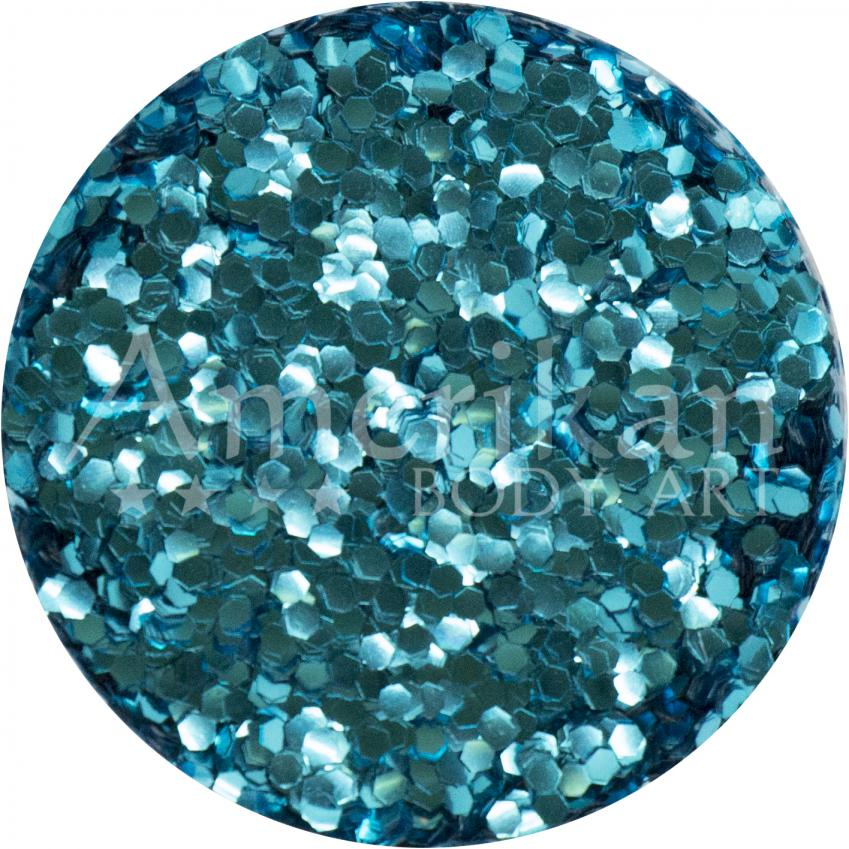 Sky Blue Ocean-Safe Biodegradable Glitter (0.040