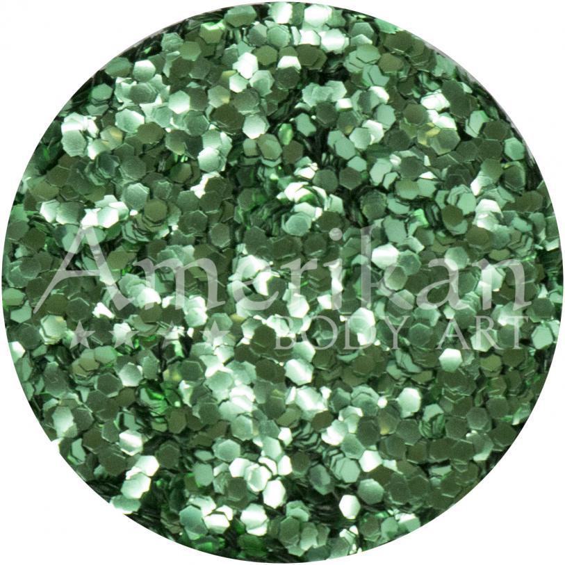 Spring Green Ocean-Safe Biodegradable Glitter (0.040