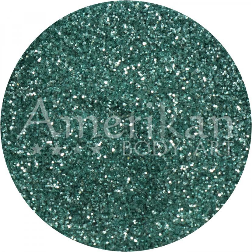 Turquoise Ocean-Safe Biodegradable Glitter (0.008