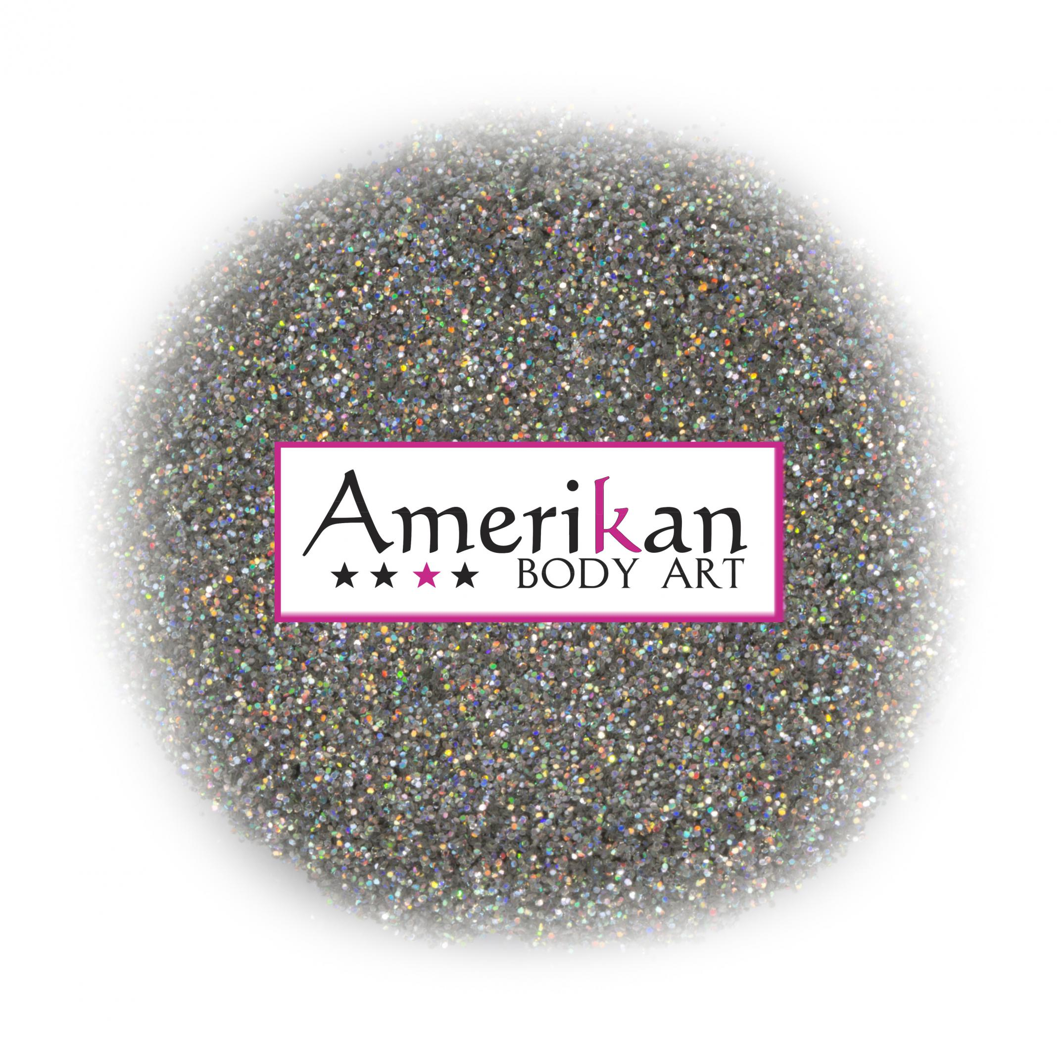 Zodiac Silver Biodegradable Glitter (.008