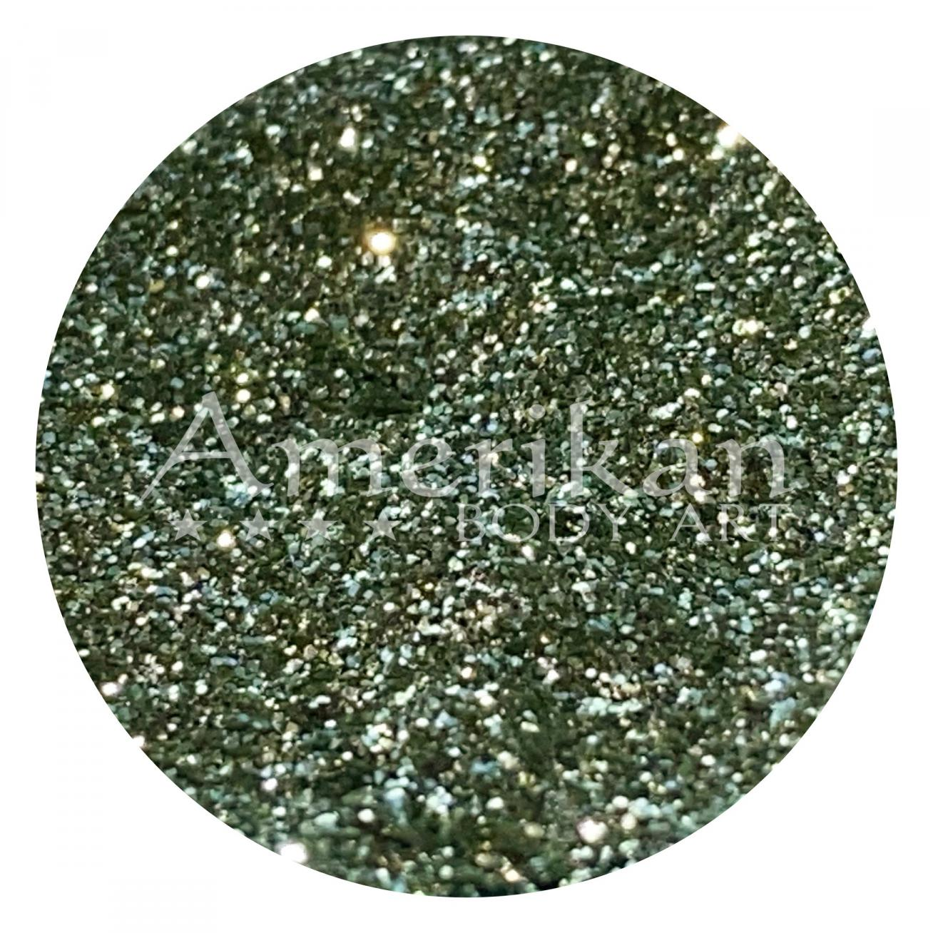 Jade Green Plant-Based Compostable Glitter (.008