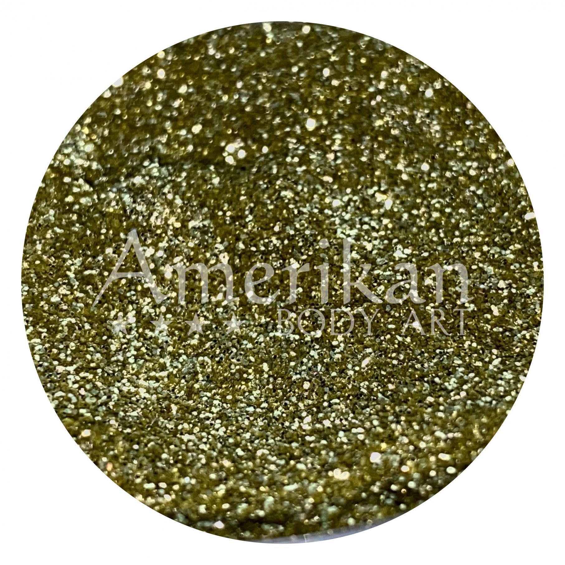Polished Gold Plant-Based Compostable Glitter (.008