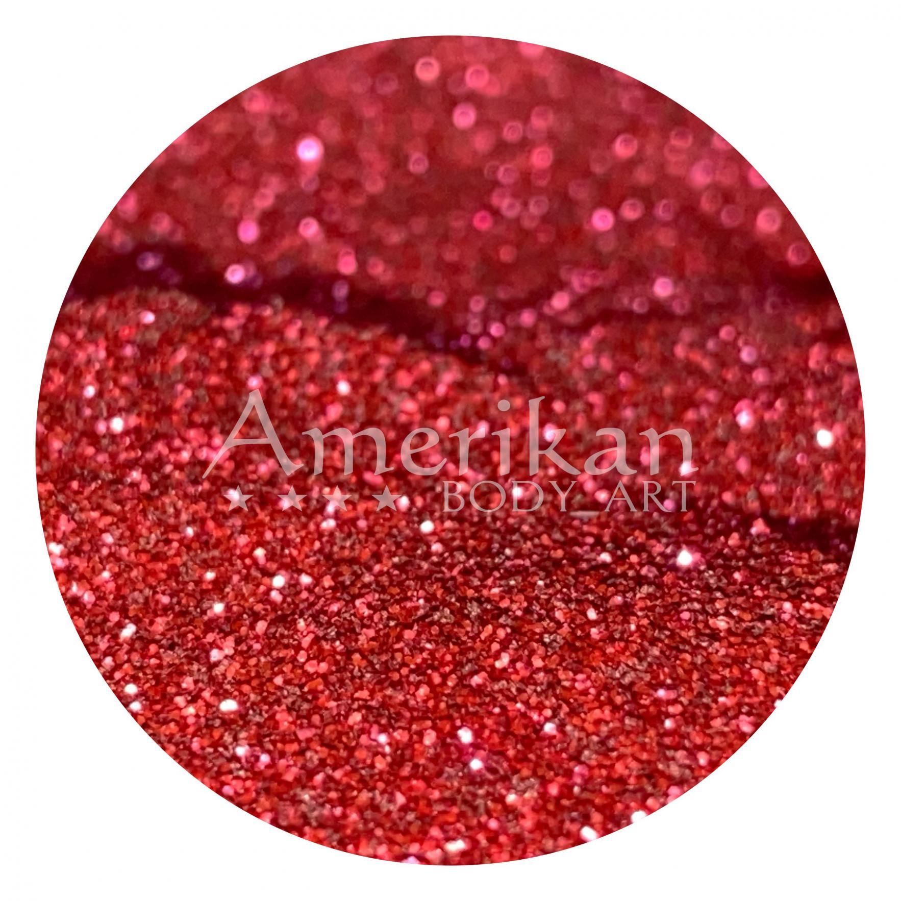 Ruby Red Ocean-Safe Biodegradable Glitter (.008