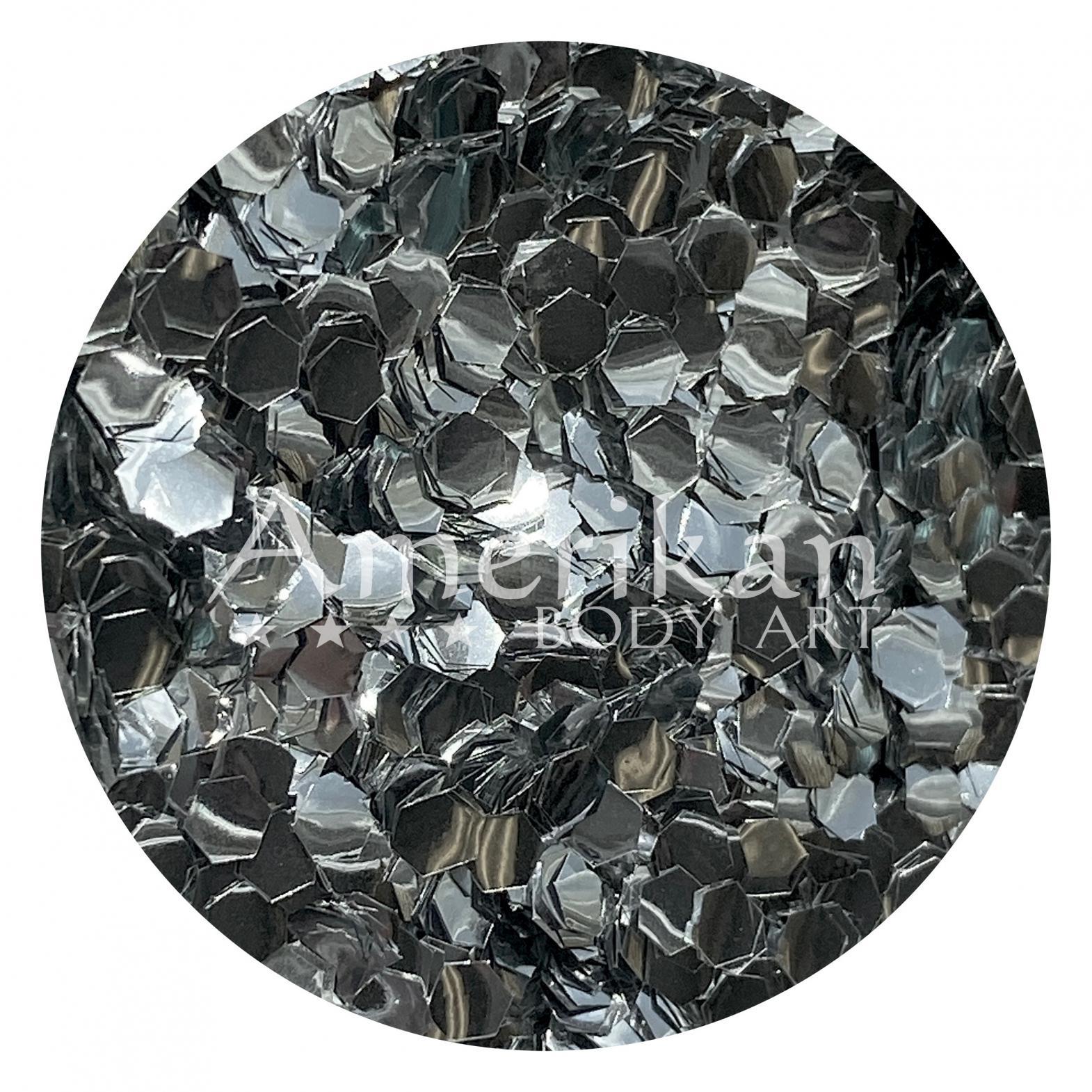 Sterling Silver Ocean-Safe Biodegradable Glitter (.094