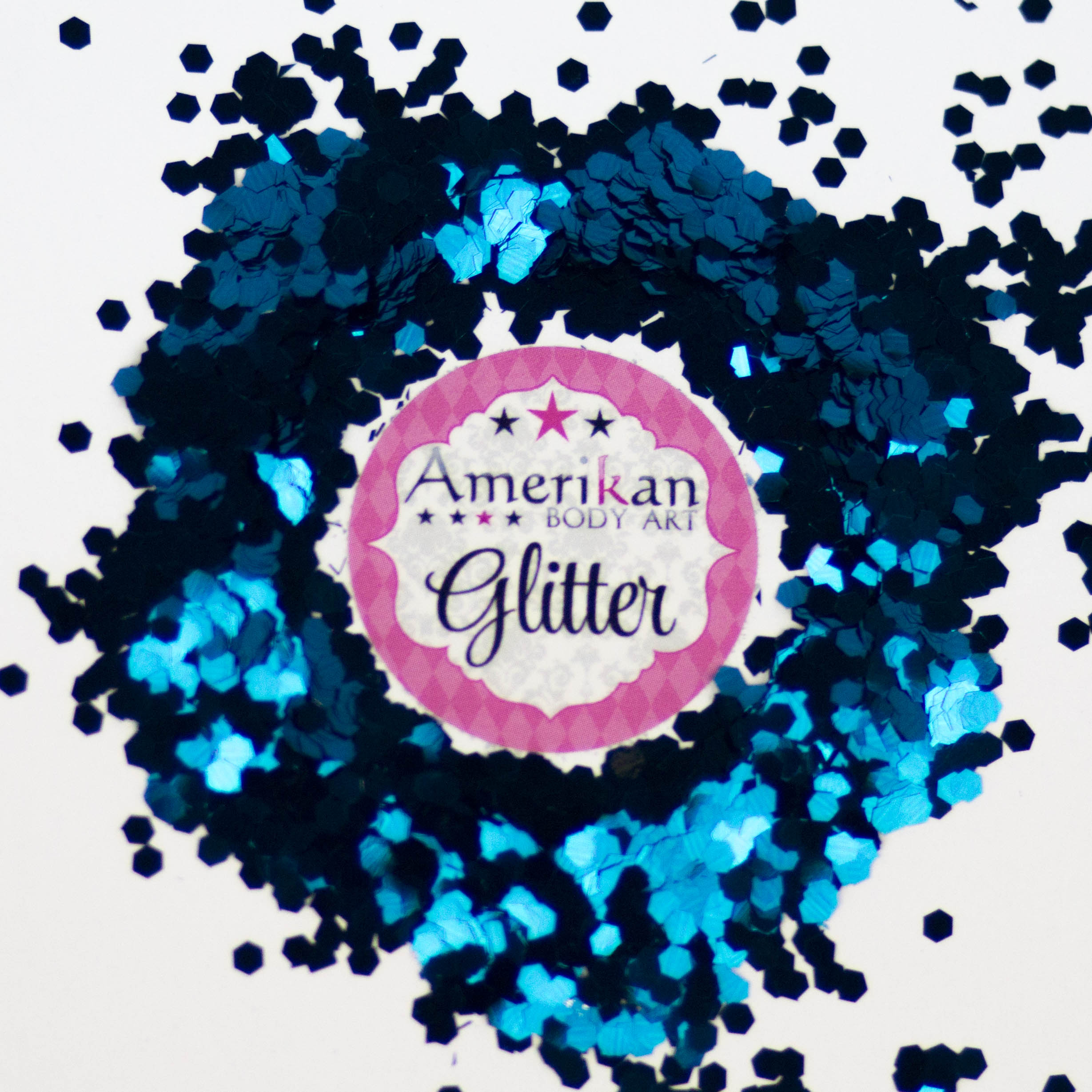 Midnight Blue Chunky Glitter 094 Hex Loading Zoom
