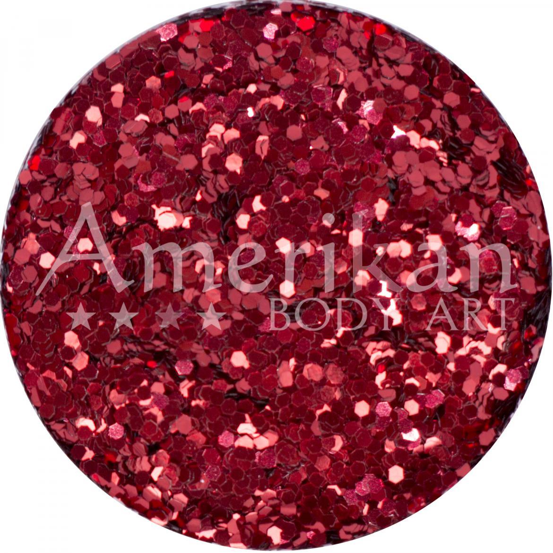 Cherry Red Chunky Glitter (0.025