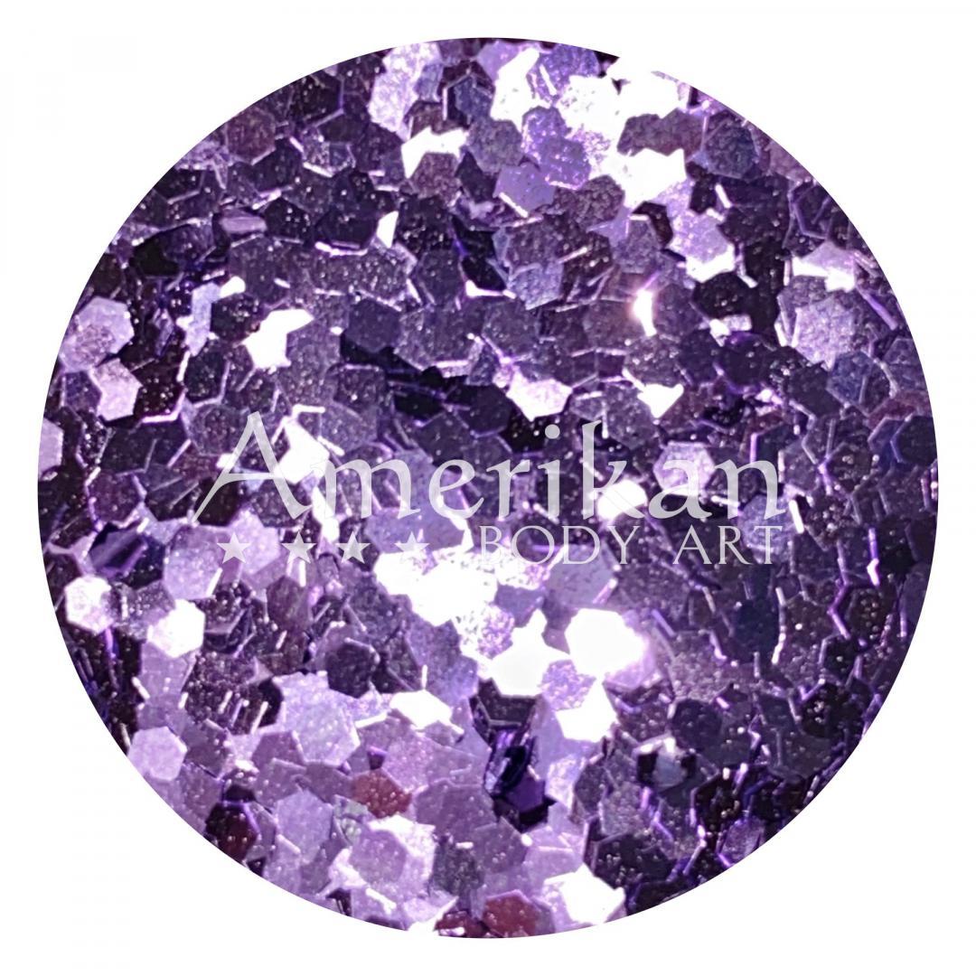 Lavender Chunky Glitter (0.062