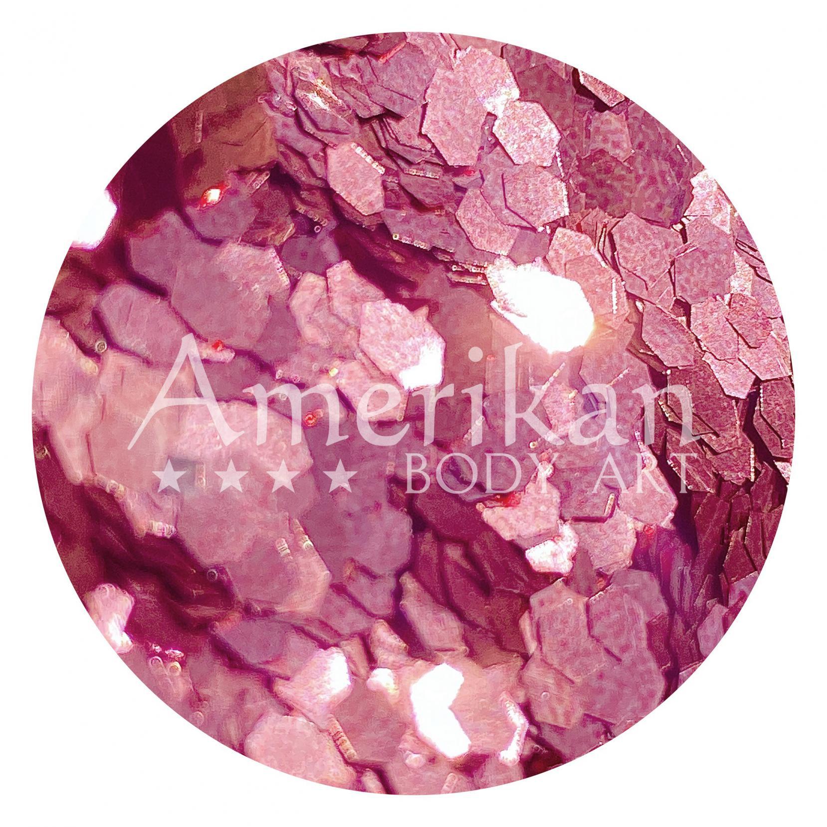 Peony Pink Chunky Glitter (0.094