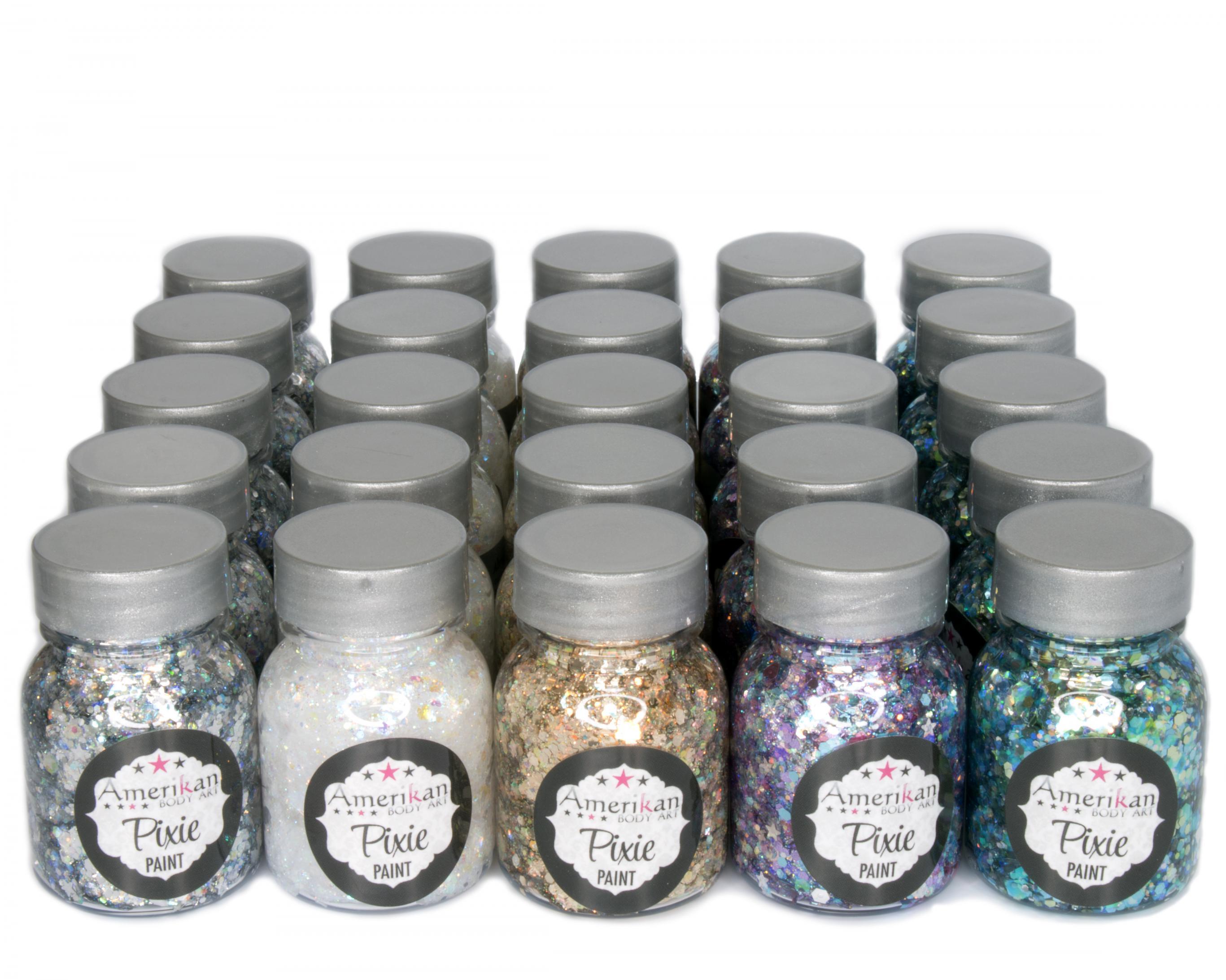 Pixie Paint Retailer Starter Pack (25-Pack)