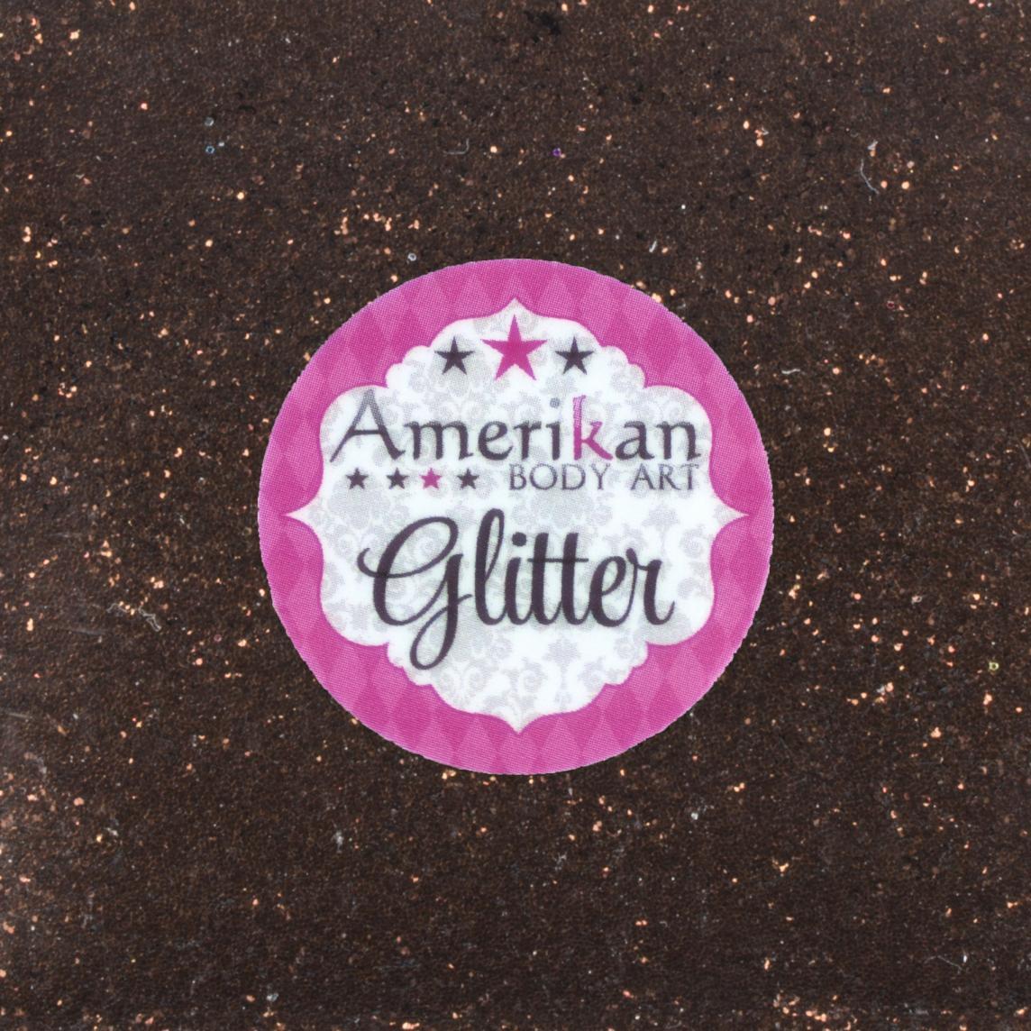 Bronze Glitter 2oz Bottle