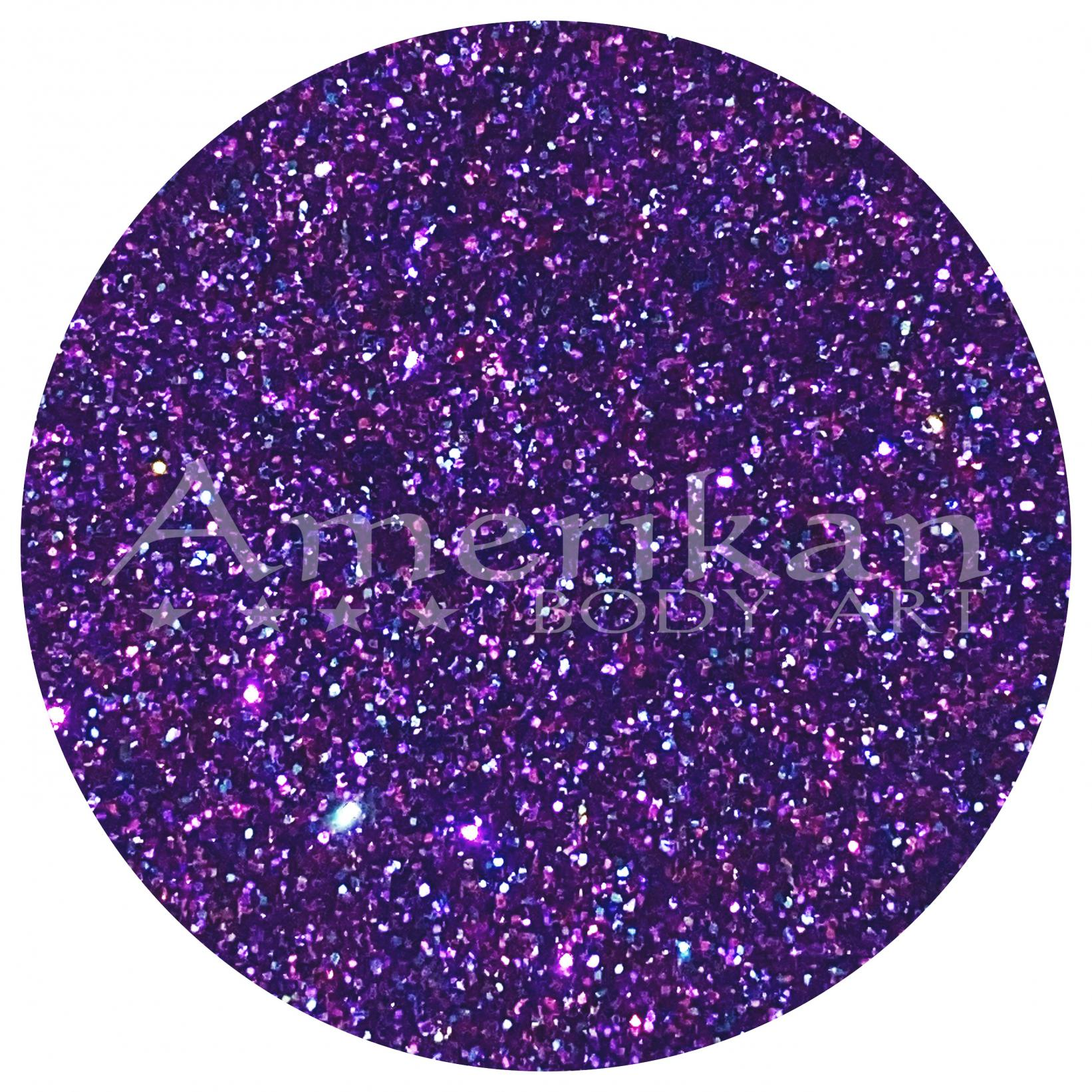 Fiesta Purple Glitter