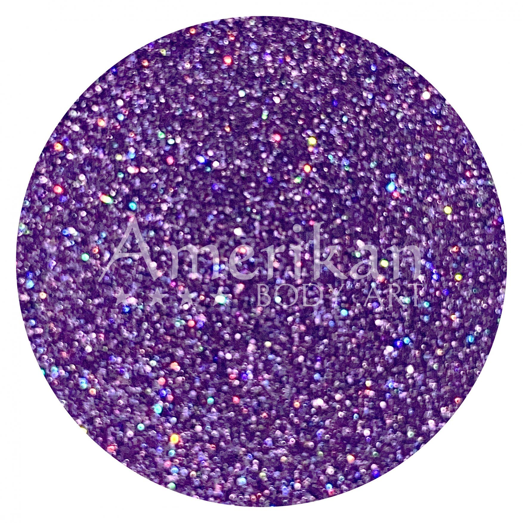 Holographic Purple Glitter - Discontinued Color Sale