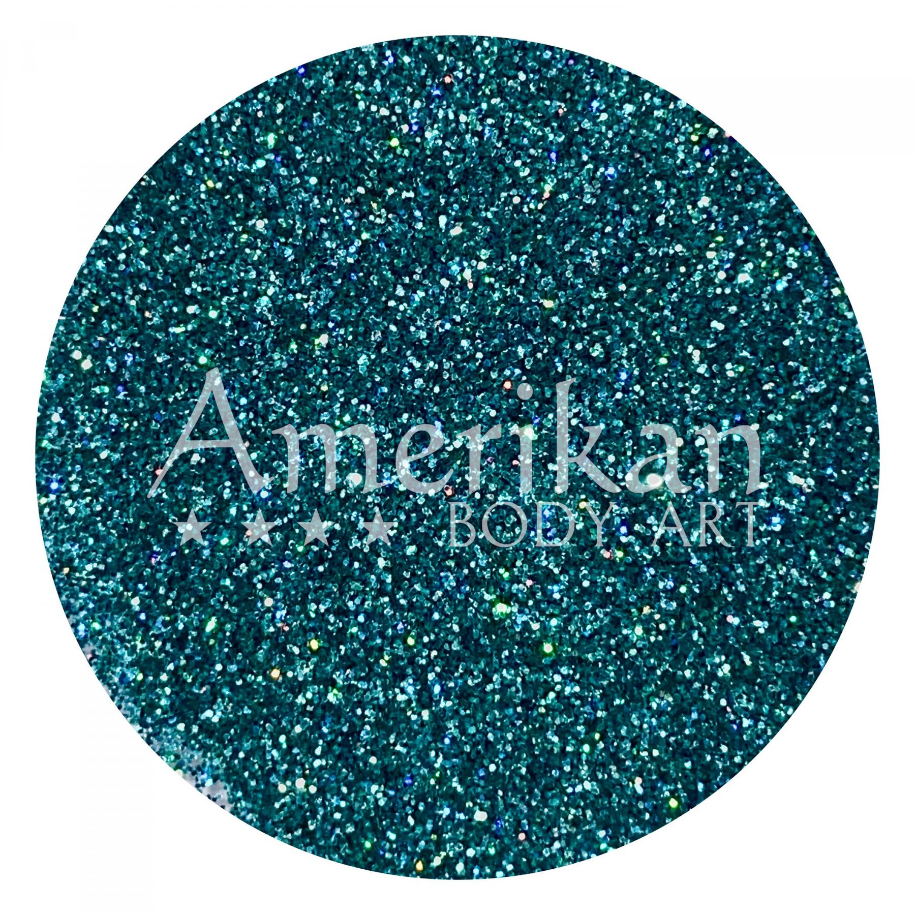 Holographic Turquoise Glitter