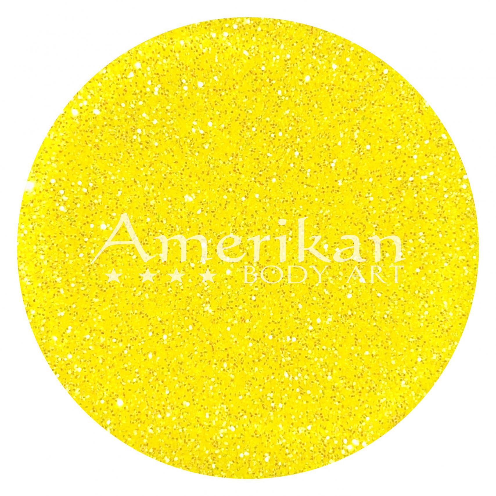 Lemon Zest Glitter