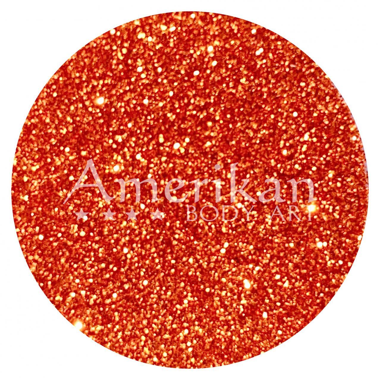 Tangerine Glitter
