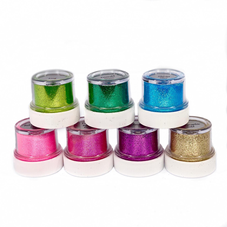 1/4 oz Jar Ultra-Fine Glitter