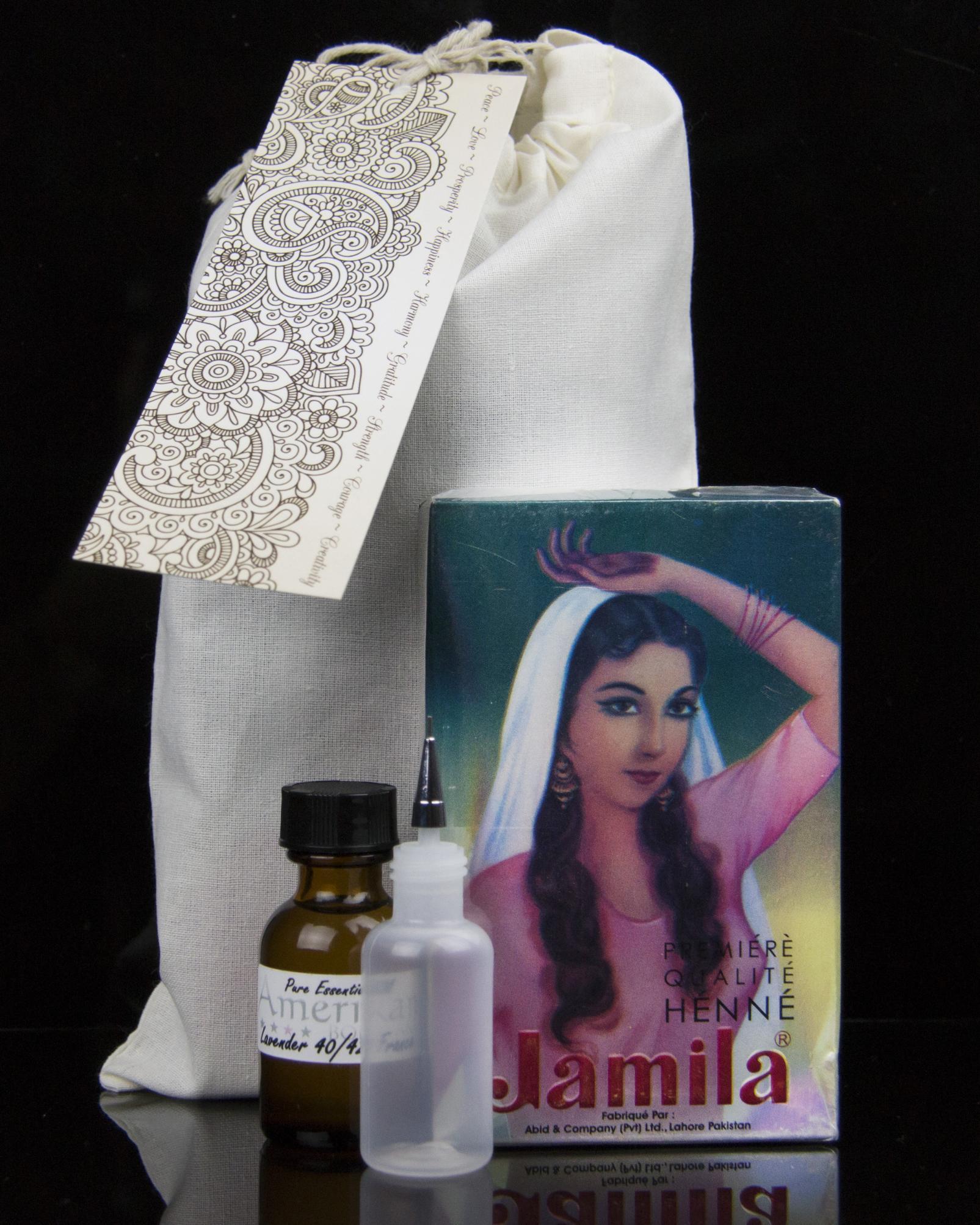 Festival Size Henna Kit