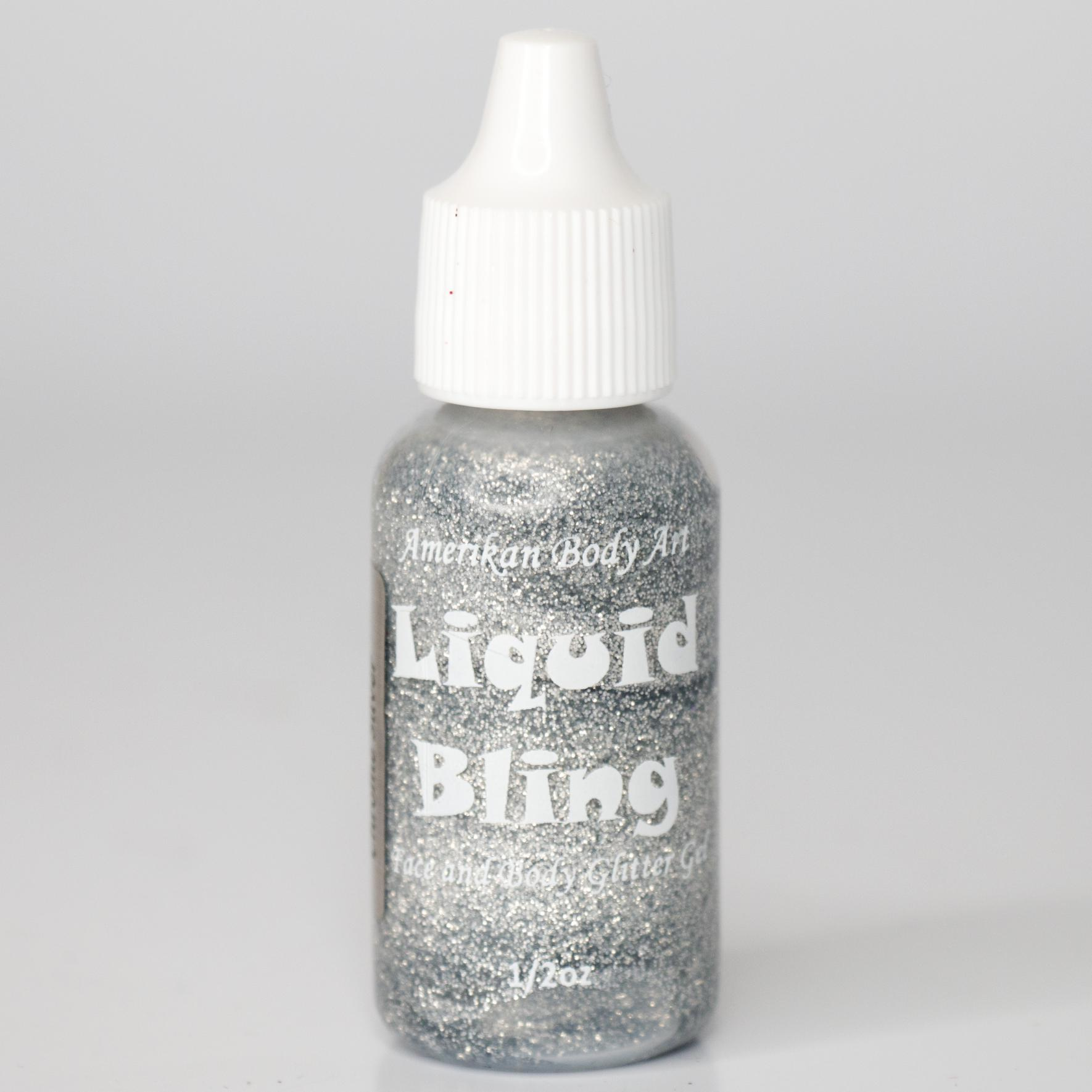 Biodegradable Silver Liquid Bling (Ocean-Safe)