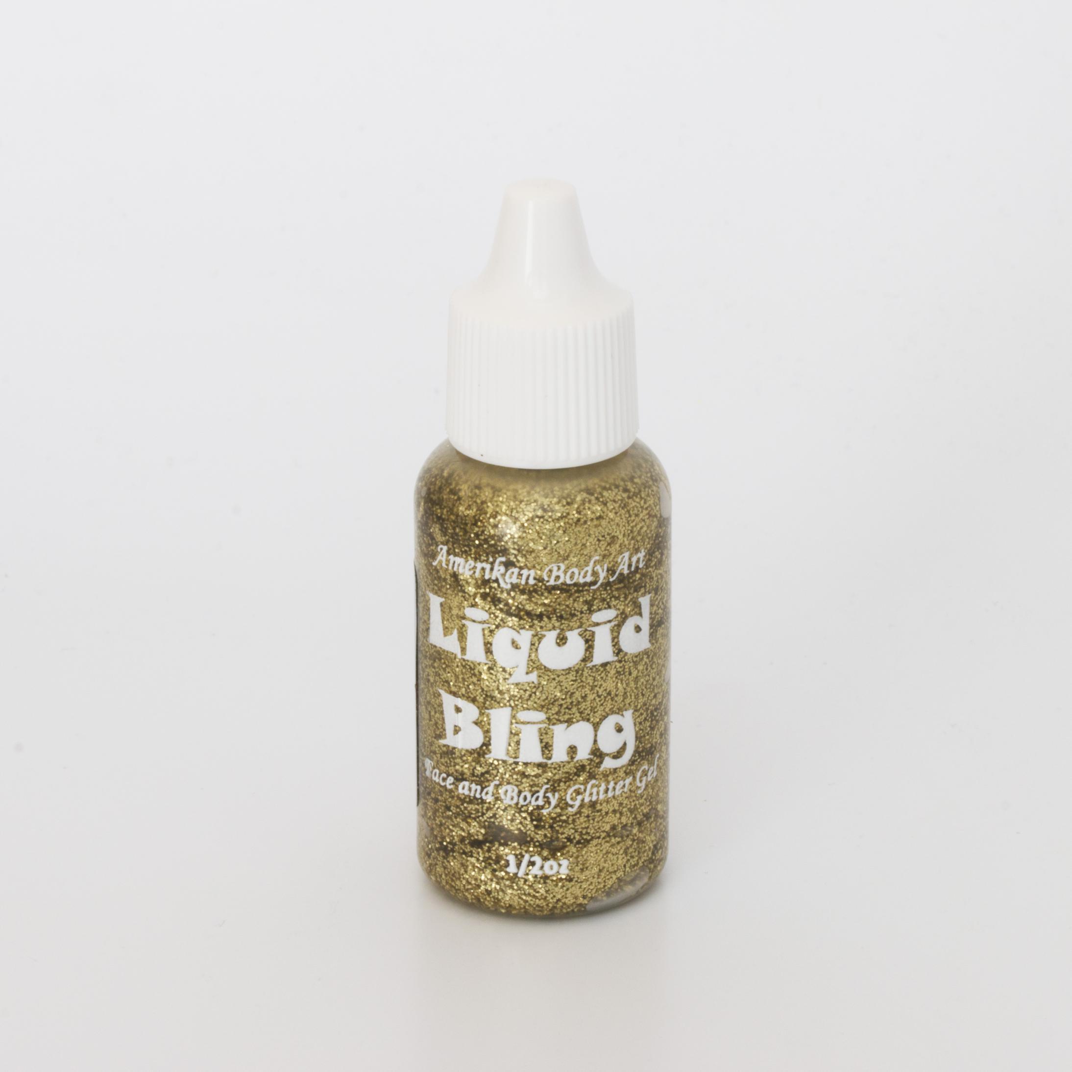 Brilliant Gold 1/2 oz Liquid Bling