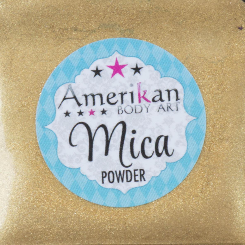 24kt Gold Mica Powder
