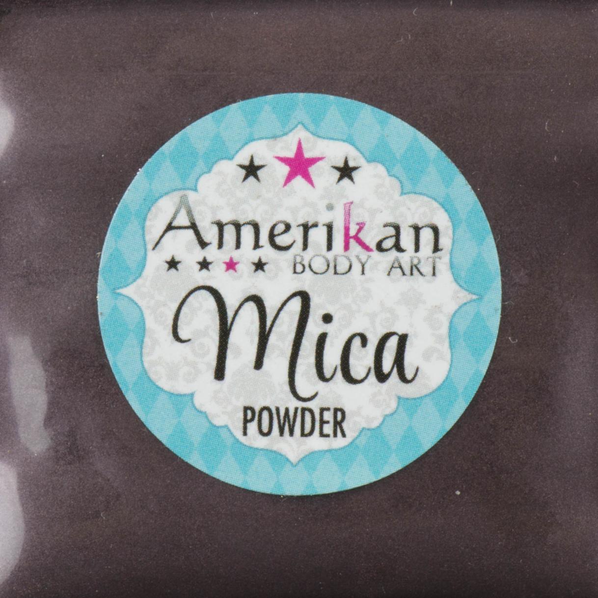 Black Dahlia Mica Powder
