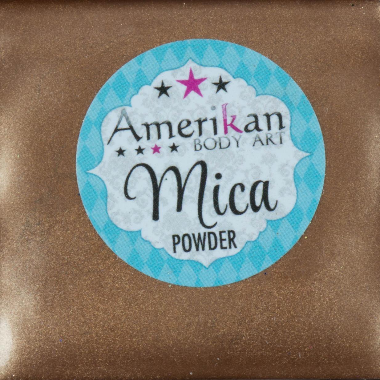 Bronze Goddess Mica Powder