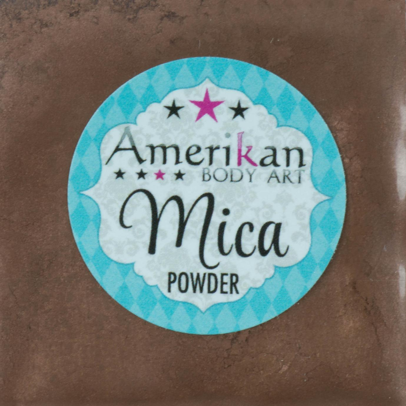 Lucky Penny Mica Powder