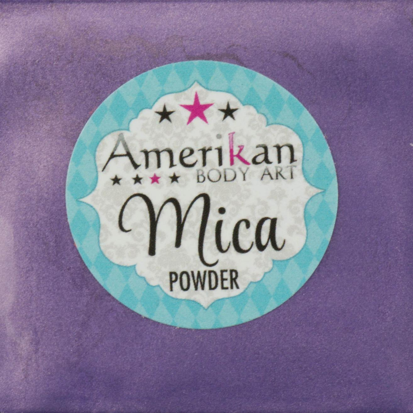 Mica Shimmer Powders