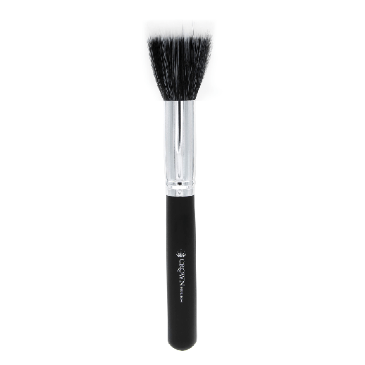 Large Duo Fiber Face Brush C406 - Crown Brush