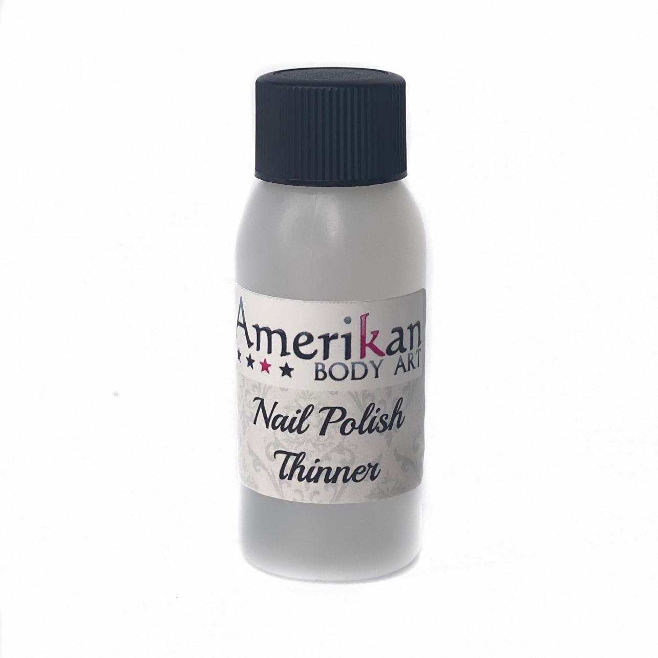 Nail Polish Thinner 1oz