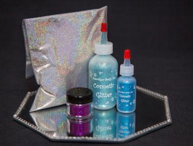 Sale - 1oz Bulk Ultra-Fine Glitter Bags
